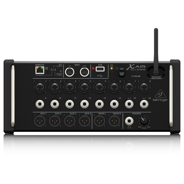 Behringer X AIR XR16 16-Channel Digital Mixer