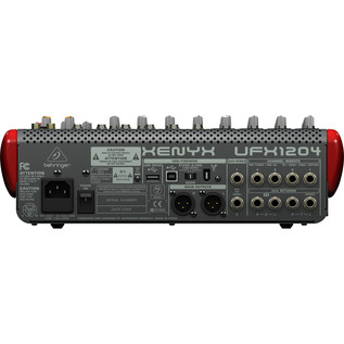 Behringer Xenyx UFX1204 Small Format Mixer