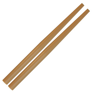 Ahead Long Taper Wood Tone Cover For 5B/2B/LU/MS, Pair