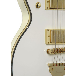 Ibanez AR620 Electric Guitar, Ivory
