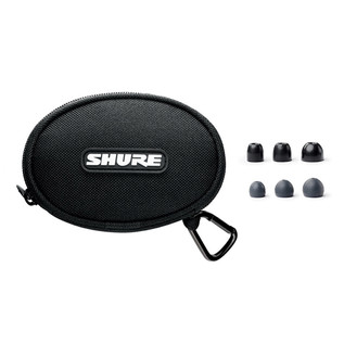 Shure SE215 Sound Isolation Earphones, Clear