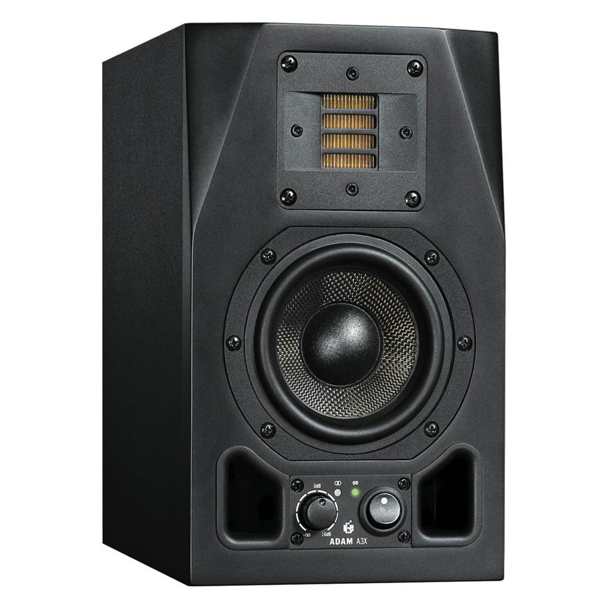 Click to view product details and reviews for Adam A3x Active Studio Monitor Single.