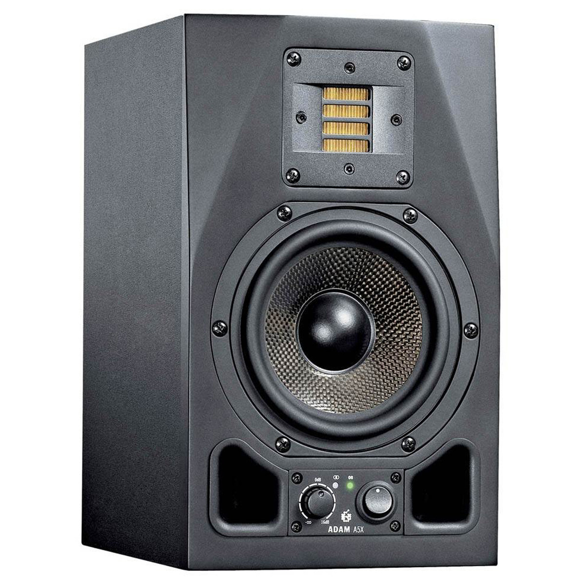 Click to view product details and reviews for Adam A5x Active Studio Monitor Single.