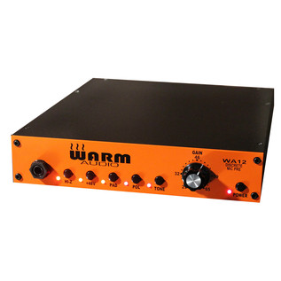 Warm Audio WA12 Discrete Microphone Preamp