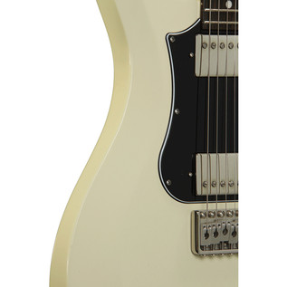 PRS S2 Standard 22 Dots Electric Guitar, Antique White