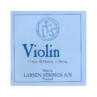 Larsen Medium Violin G String