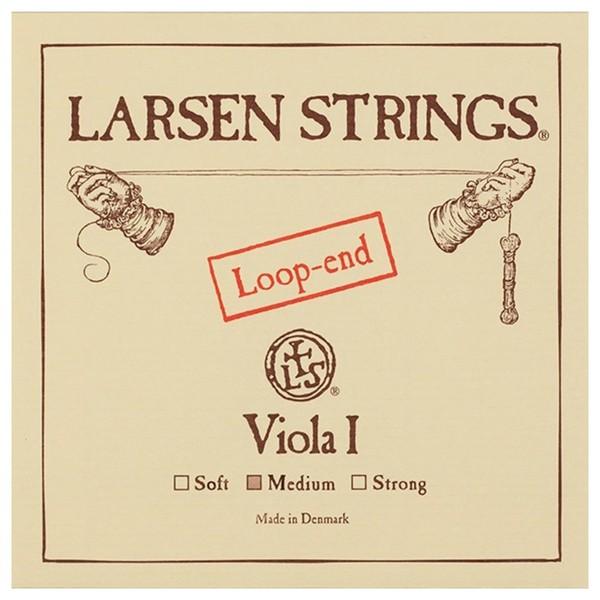 Larsen Medium Viola A String, Loop End