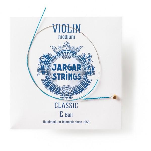 Jargar Medium Violin E String Ball End