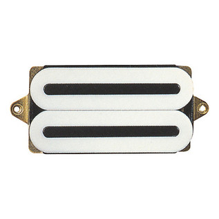 DiMarzio DP102 X2N Humbucker Guitar Pickup, White