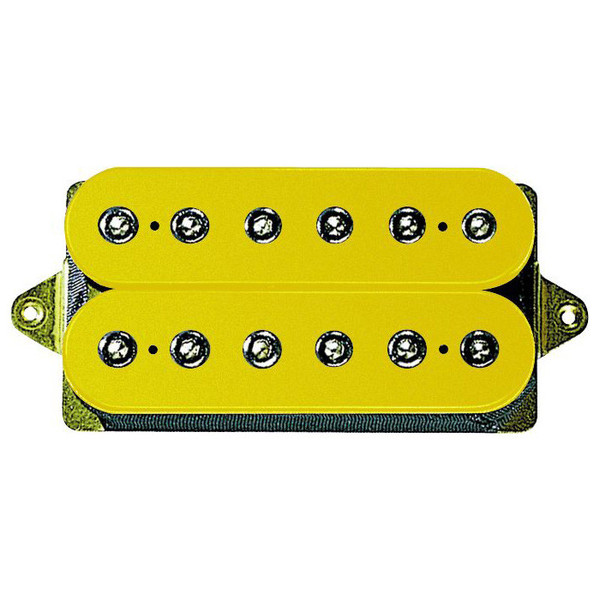 DiMarzio DP155 The Tone Zone Humbucker Guitar Pickup, Yellow