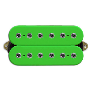 DiMarzio DP100 Super Distortion F Spaced Humbucker Pickup, Green