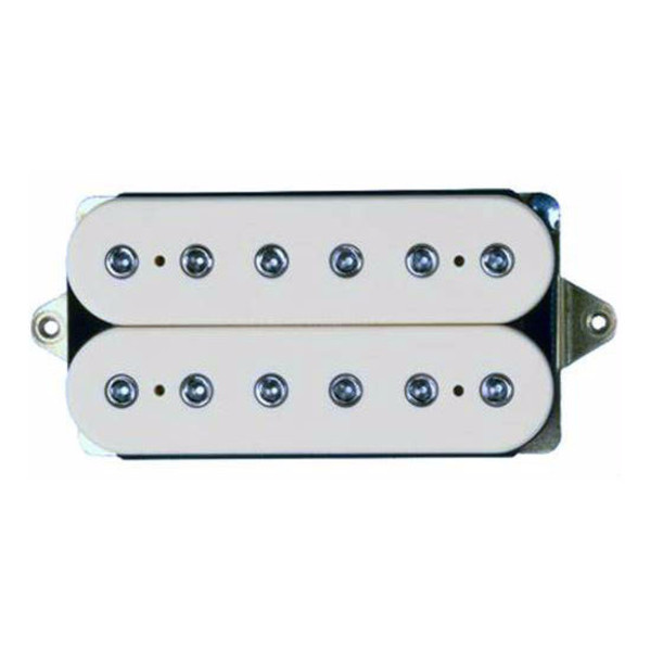 DiMarzio DP159 Evolution Bridge F Spaced Humbucker Pickup, White
