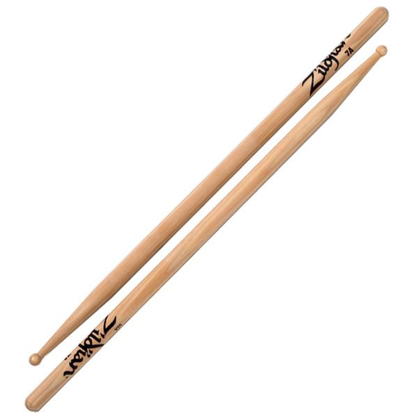 Zildjian 7A Wood Drumsticks
