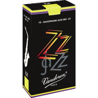 Vandoren ZZ Alto Saxophone Reeds Strength 1.5 (10 Pack)