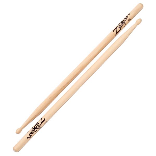 Zildjian 5A Wood Drumsticks