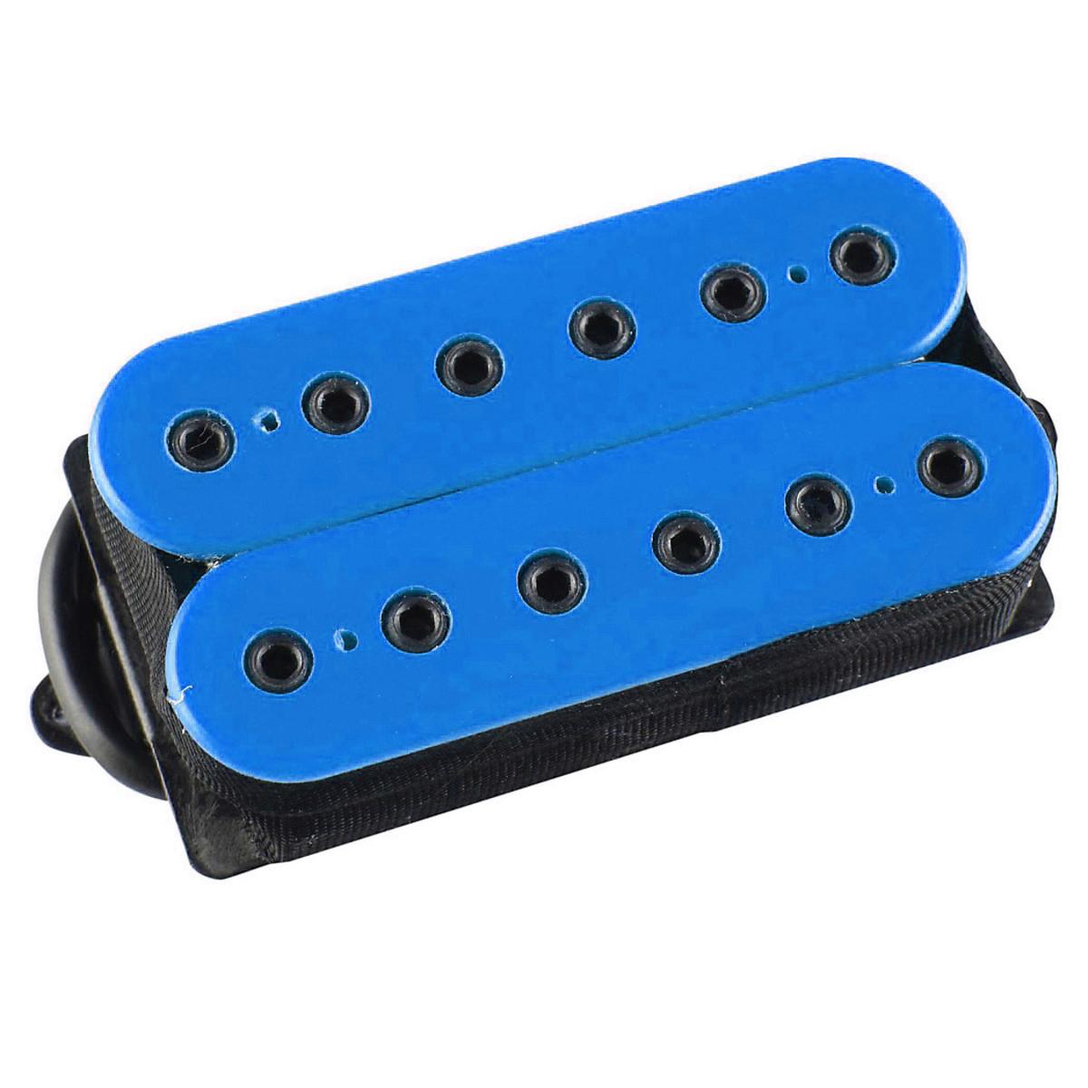 Schema Collegamento Humbucker Di Marzio : Dimarzio dp158 evolution neck f spaced humbucker pickup blue
