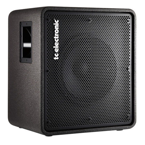 "TC Electronic RS115 1 x 15"" Bass Speaker Cabinet"