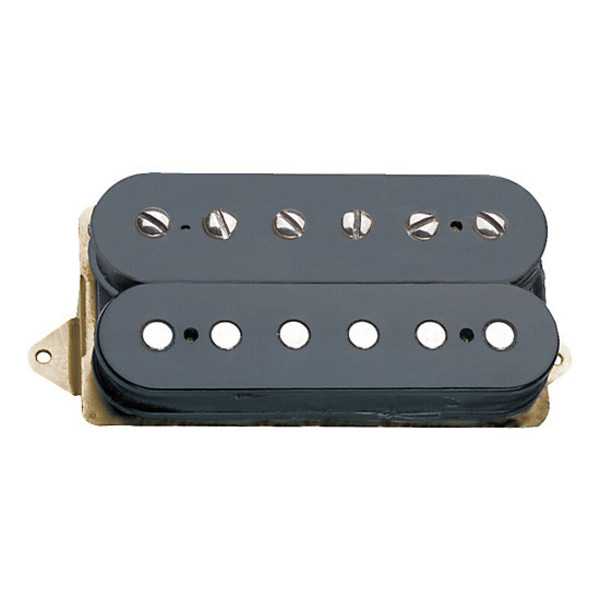 DiMarzio DP151 PAF Pro F Spaced Humbucker Guitar Pickup, Black