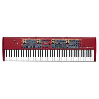 Nord Stage 2 EX 88 Stage Piano Including ABS Hardcase