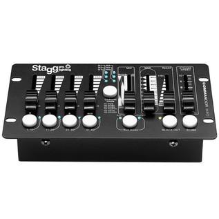 Stagg Commandor 4-3 DMX Light Controller for LED Lights