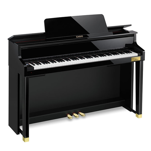 Casio Celviano GP-500 Grand Hybrid Digital Piano Polished Ebony