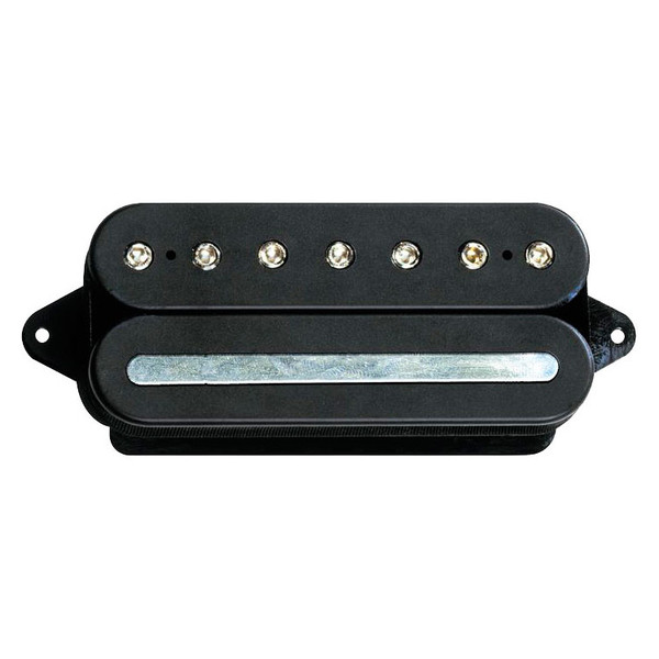 DiMarzio DP228 Crunch Lab F Spaced Humbucker Guitar Pickup, Black
