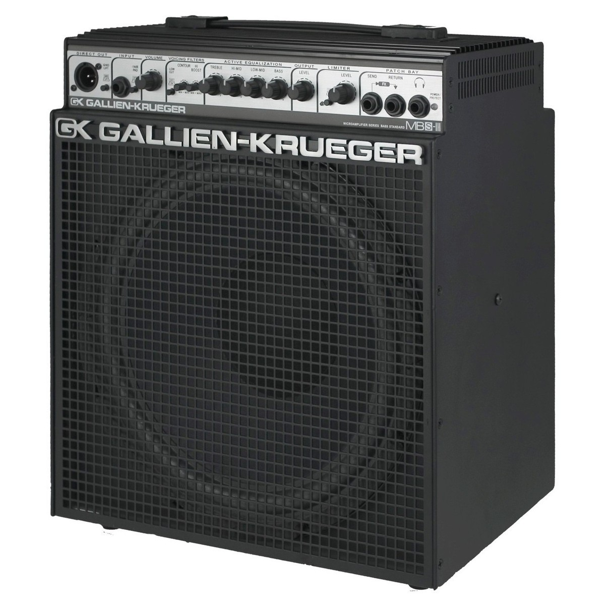gallien krueger mb150s iii 100w micro bass combo amp at gear4music. Black Bedroom Furniture Sets. Home Design Ideas