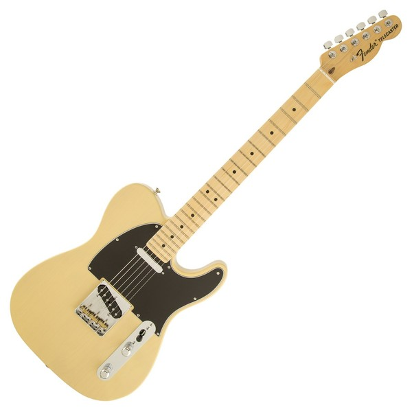 Fender American Special Telecaster Guitar, Vintage Blonde
