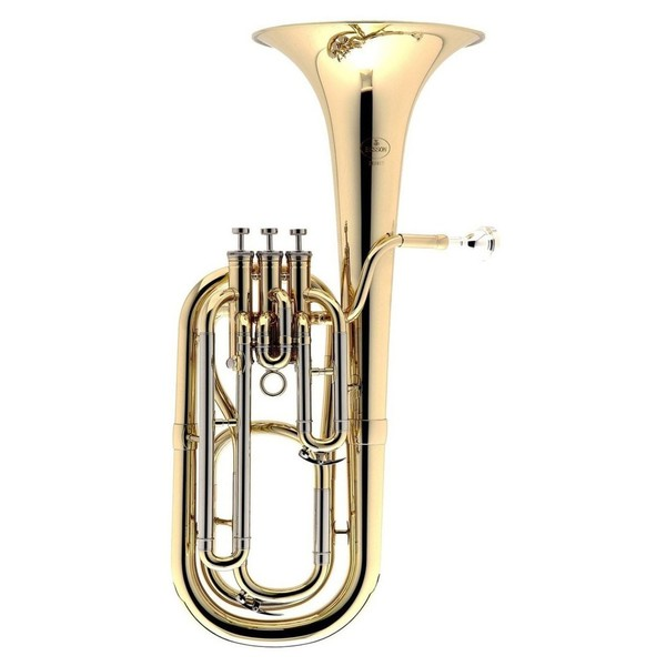 Besson BE157 Prodige Bb Baritone Horn, Clear Lacquer