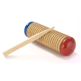 Percussion Plus PP229 Wooden Guiro Shaker