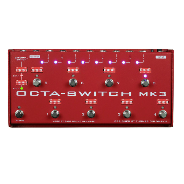 Carl Martin Vintage Series Octaswitch MKIII