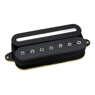 DiMarzio DP708 Crunch Lab 7 String Humbucker Guitar Pickup, Black