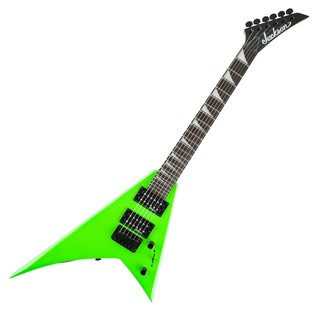 Jackson JS1X Rhoads Minion Electric Guitar, Neon Green