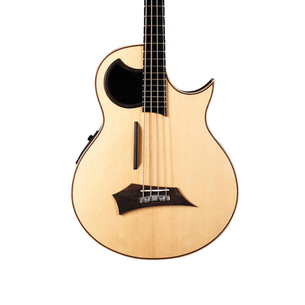 warwick alien 4 string bass guitar natural satin at. Black Bedroom Furniture Sets. Home Design Ideas