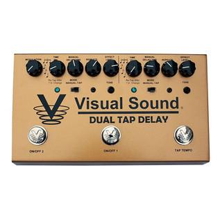 Visual Sound V3 Dual Tap Delay Pedal