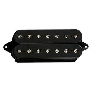 DiMarzio DP704 Evolution 7 String Humbucker Guitar Pickup, Black