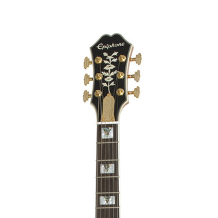 Epiphone Les Paul Custom Pro 100th Birthday Electric Guitar, Natural
