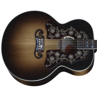 Gibson SJ-200 Bob Dylan Player's Edition Electro Acoustic Guitar