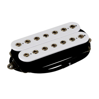 DiMarzio DP702 Blaze Bridge Model 7 String Humbucker Pickup, White