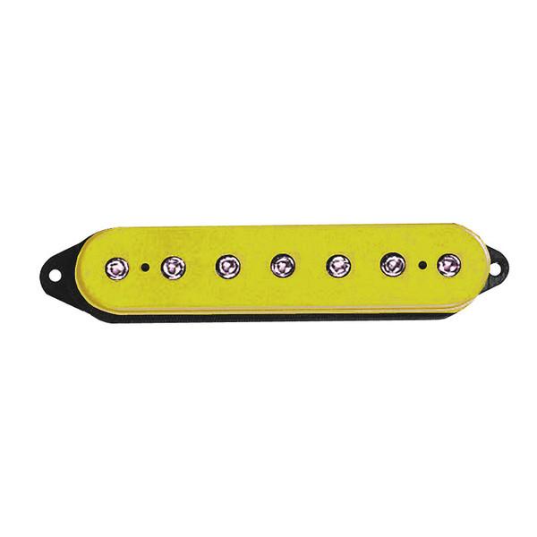 DiMarzio DP701 Blaze Middle 7 String Single Coil Pickup, Yellow