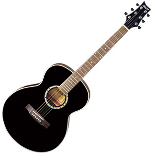 Ashton SL29 Acoustic Guitar, Black