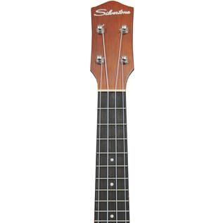 Silvertone 853E Electro-Acoustic Ukulele, Natural Satin