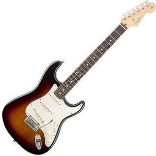 Fender American Standard Stratocaster, RW, 3-Colour Sunburst
