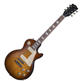 Gibson Les Paul 60s Tribute T 2016, Satin Honeyburst Dark Back