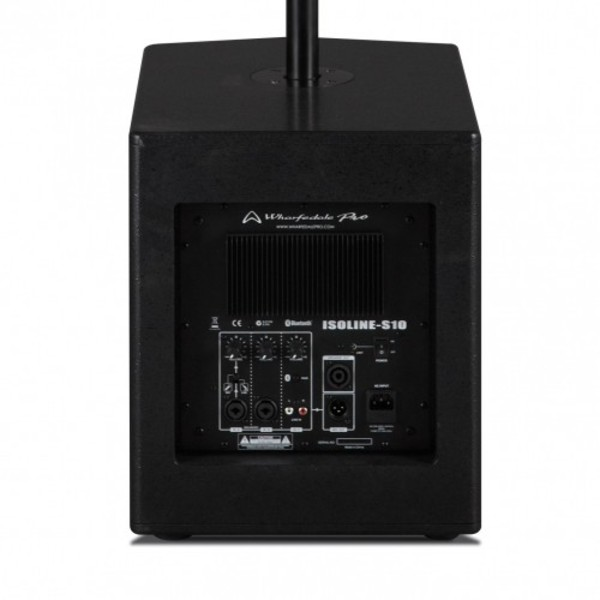 Wharfedale Pro ISOLINE 410 Colomn Active PA System
