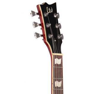 ESP LTD EC-256 FM Electric Guitar, Cherry Sunburst