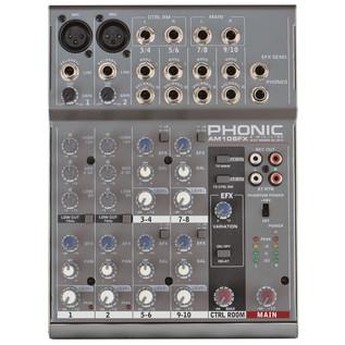 Phonic AM105FX Analog Mixer