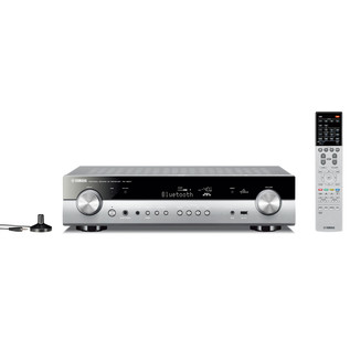 Yamaha RXS601 AV Receiver with MusicCast, Titanium
