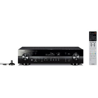 Yamaha RXS601 AV Receiver with MusicCast, Black
