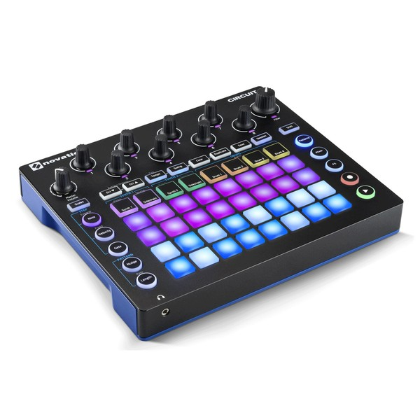Novation Circuit Standalone Synthesizer and Drum Machine